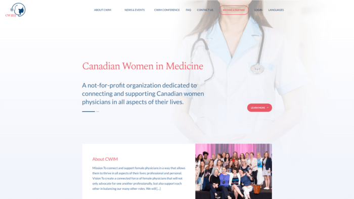 Canadian Women in Medicine